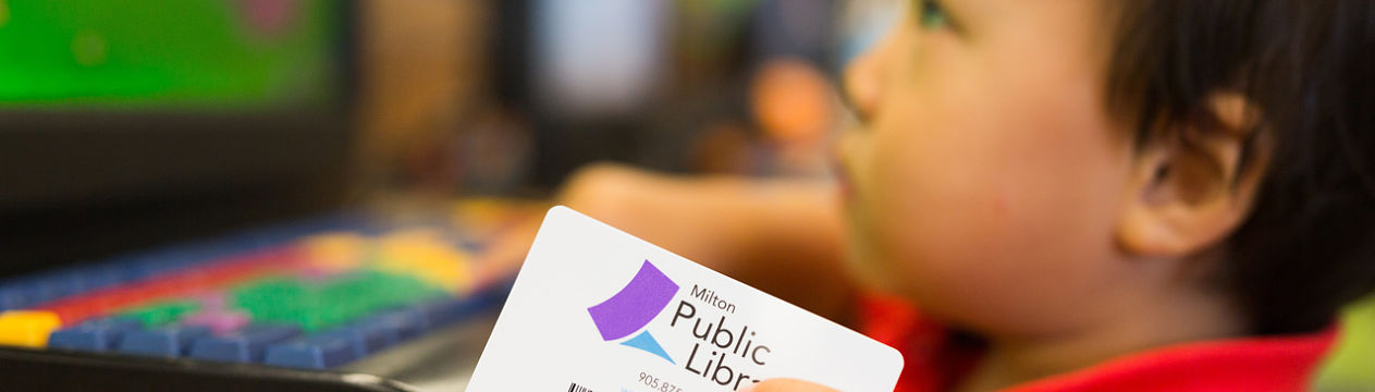 Children's Program Registration Now Requires a Library Card Per Child