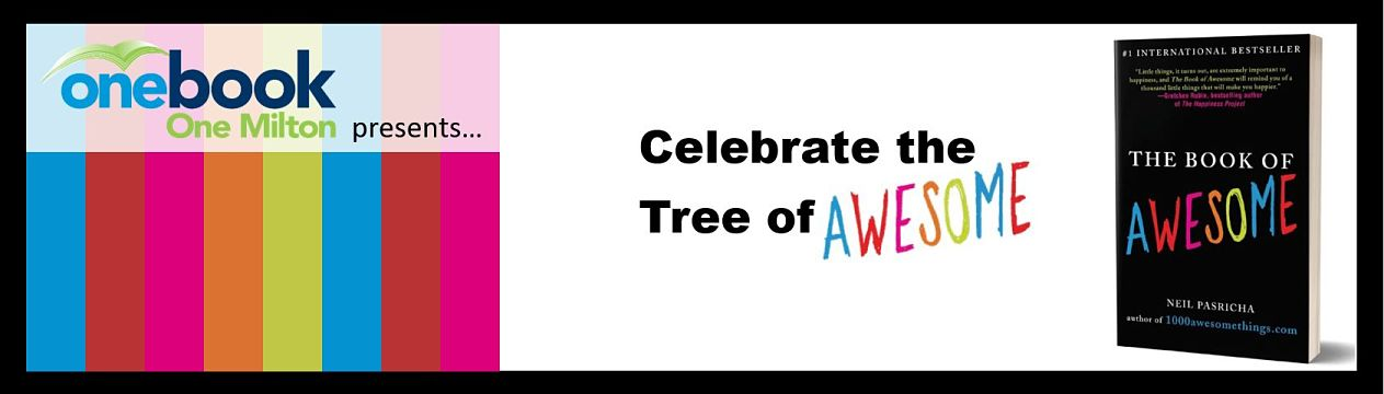 Celebrate the Tree of Awesome