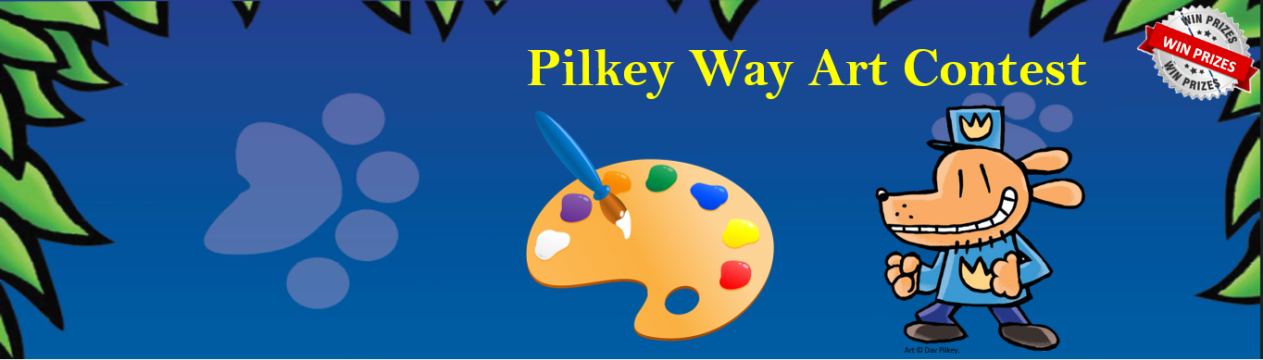 Pilkey Way Art Contest Aug 6-29