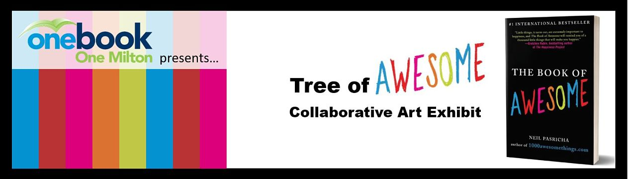 Tree of Awesome - Collaborative Art Project