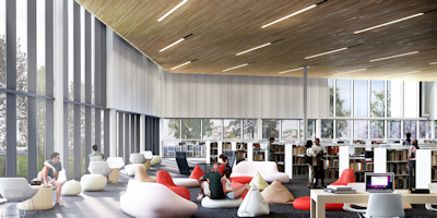 Sherwood Library Concept