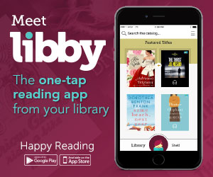 Libby app for eBooks and eAudiobooks
