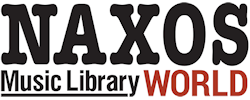 Naxos Music Library World logo