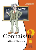 Connais-tu Albert Einstein?
