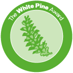White Pine Award Logo